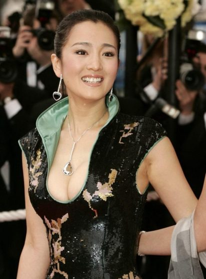 Chinese-Actress-Gong-Li